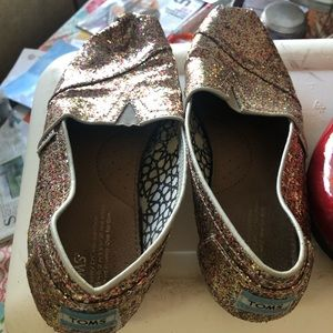 Toms sparkly